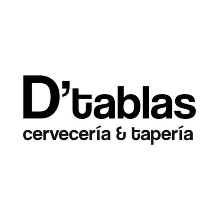 Logo de D'tablas en Totana