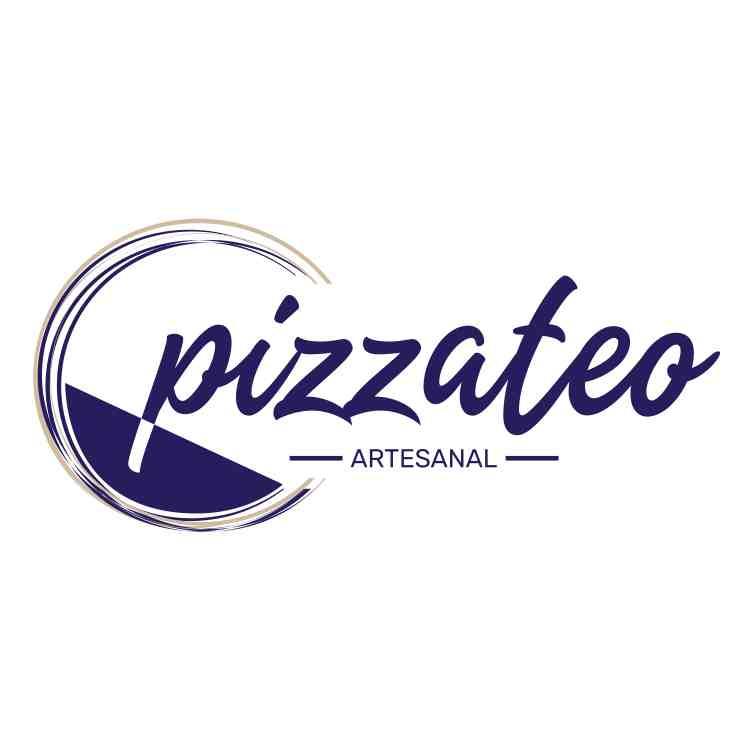 Logo de PIZZATEO en Totana