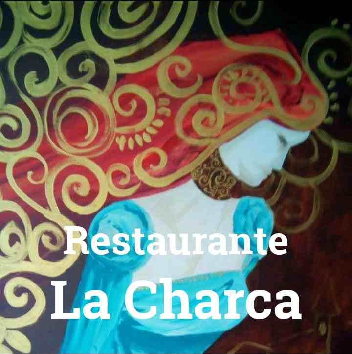 Logo de Restaurante La Charca en Totana